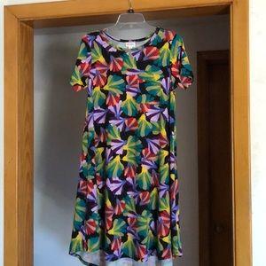 Lularoe Carly Dress. NWOT